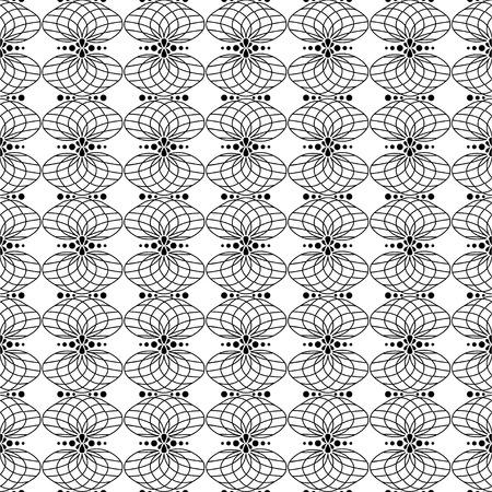 Elegant seamless pattern   Illustration