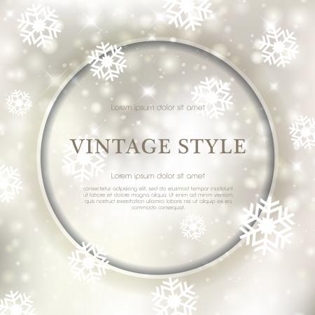 Kerst uitnodigingskaart. Stockfoto - 24331218