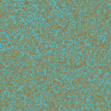 Beautiful illustration seamless pattern