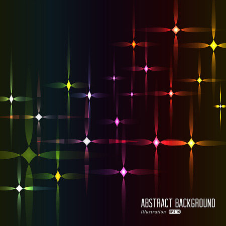 Abstract lights background. Stock Vector - 26206872