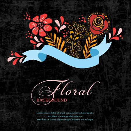 Bridal shower invitation card. Perfect as invitation or announcement. Vector