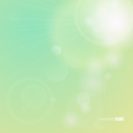 Illustration of soft colored abstract background. Illustration