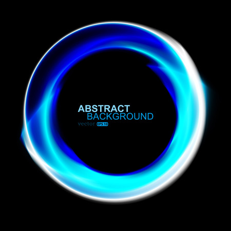 phosphorescence: Abstract background.