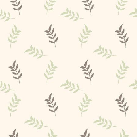 seamless pattern floral: Seamless pattern. Floral stylish background. Illustration