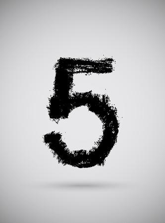Numero Grunge - cinque.