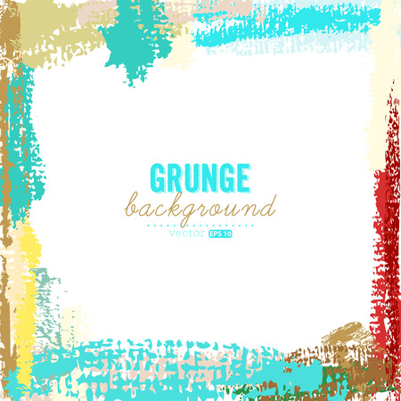 Abstract grunge background with space for your text. Vector