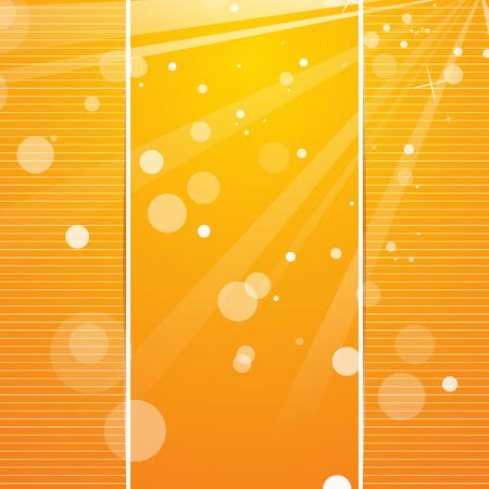 Beautiful shiny illustration background