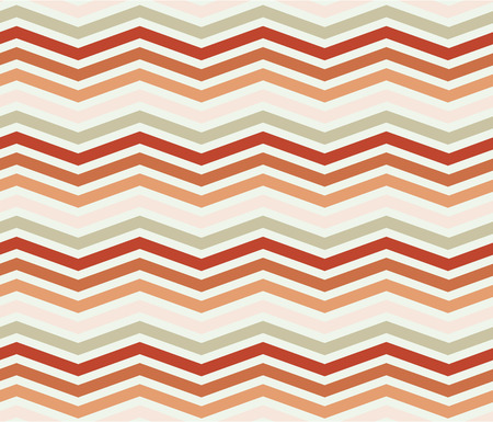 rippled: Seamless pattern a zig-zag con un effetto increspato su uno sfondo chiaro.