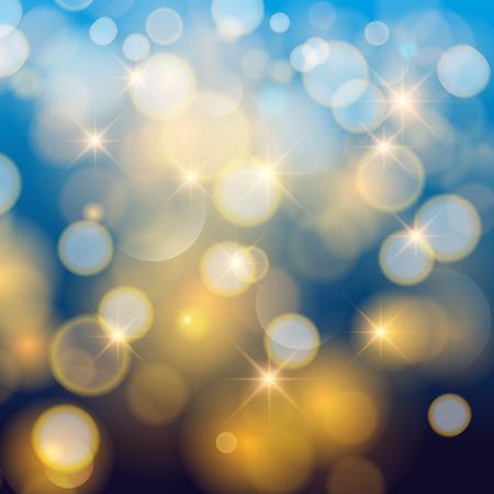 Glinsterende sterren. Sparkle achtergrond