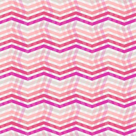 pleat: Seamless zigzag pattern. Illustration