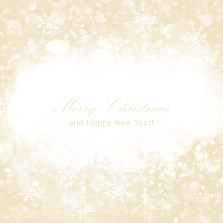 solemn: Glittery lights silver abstract Christmas background.