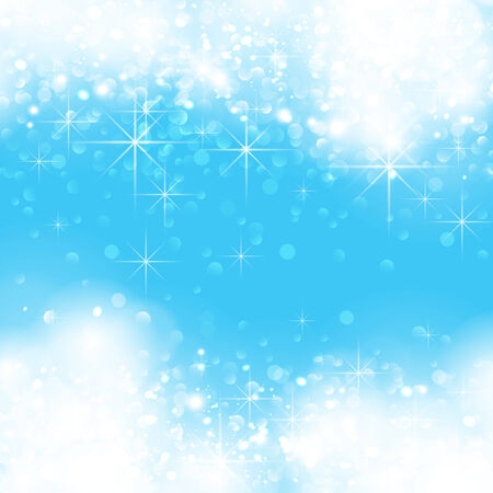 festive background: Abstract festive background with bokeh defocused lights.