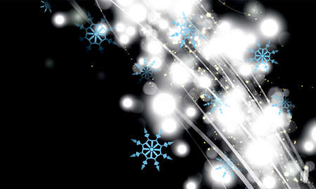 solemn: Christmas abstract background.
