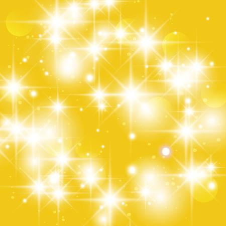 Goud schittert achtergrond. Glitter sterren achtergrond.