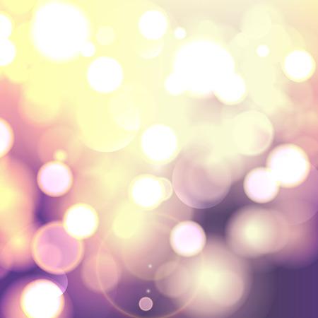 exciting: Glittering stars on golden glittering Christmas background. Illustration