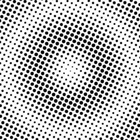moire: Abstract halftone textures.
