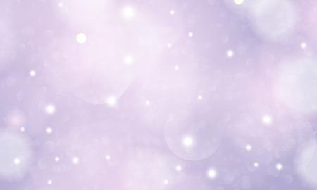 Abstract bokeh dans le ton violet. Festive, vintage background avec des lumières défocalisées modèle.