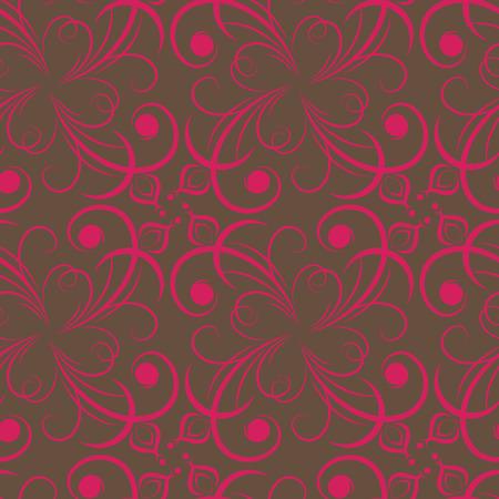 fondo elegante: Damasco Lujo patrón de fondo sin fisuras. Fondos de pantalla textura elegante.