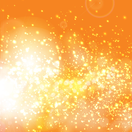 Vibrant summer abstract background.