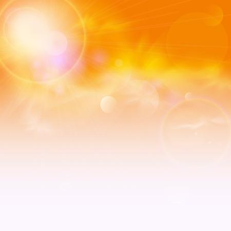 summer holidays: Summer holidays illustration. Summer background.
