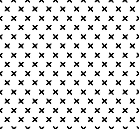 pictorial art: Monochrome seamless pattern. Abstract background. Trendy graphic design.