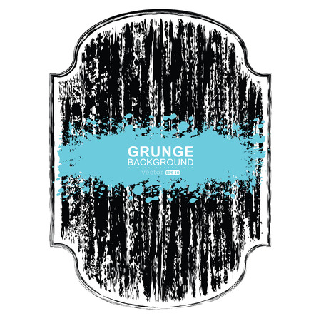 template: Grunge template.