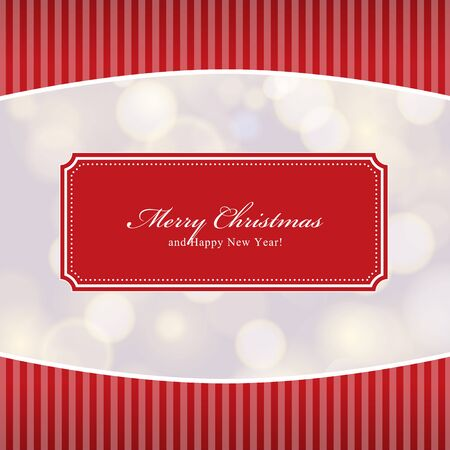 Glittery steekt zilveren abstracte Kerstmisachtergrond aan. Vakantie uitnodigingskaart.