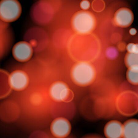 Feestelijke kerst achtergrond. Elegante abstracte achtergrond met bokeh defocused lichten en sterren.