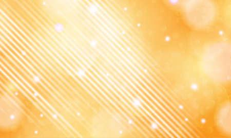 Gouden glinsterende Kerstmis bokeh effect ontwerpsjabloon.