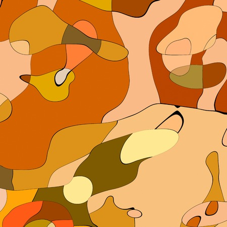 Background of graffiti- wall art. Character style and other ways of drawing abstract images. Stockfoto