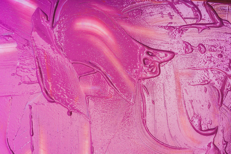 Fluid art photo- background creative. Liquid acrylic- color blot. Abstract artwork- stain, splashes, smearing the dye. Pigment water- paint mixing