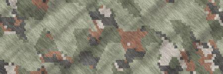 Seamless illustration texture background.