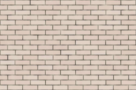 Brick wall- background texture. Seamless 3d illustration- abstract pattern 版權商用圖片