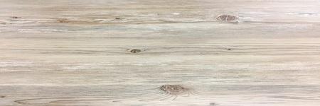 Lichte houten textuuroppervlakte als achtergrond met oud natuurlijk patroon of oude houten de bovenkantmening van de textuurlijst. Grungeoppervlakte met houten textuurachtergrond. Vintage houtstructuur.