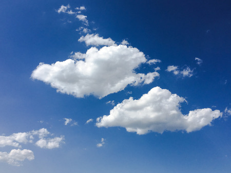 beautiful blue sky with clouds background.Sky clouds.Sky with clouds weather nature cloud blue.Blue sky with clouds and sun Stock Photo