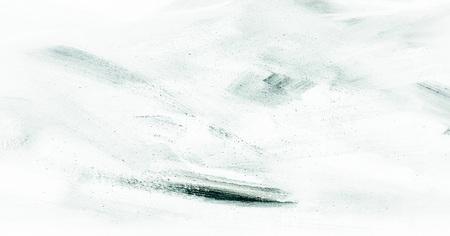 abstracte olie witte verf textuur op canvas, witte verf achtergrond