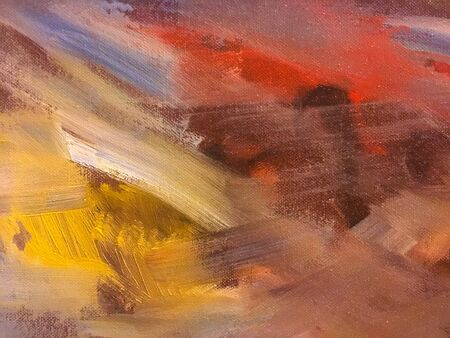 abstract oil paint texture on canvas, abstract background painting. paint texture background