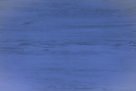Wood texture background, blue wooden planks. Grunge washed wood table pattern top view Фото со стока
