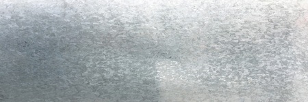 Zinc galvanized grunge metal texture. Old galvanized steel metal texture background. Close-up of a galvanized gray zinc plate texture background Stock Photo