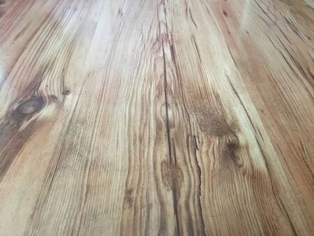 Light Brown Soft Wood Floor Surface Texture As Background Wooden