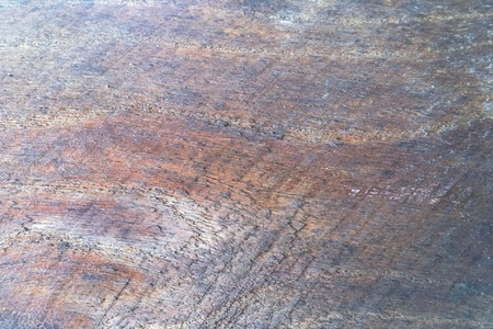 wood background texture, light weathered rustic oak. faded wooden varnished paint showing woodgrain texture. hardwood washed planks background pattern table top view.