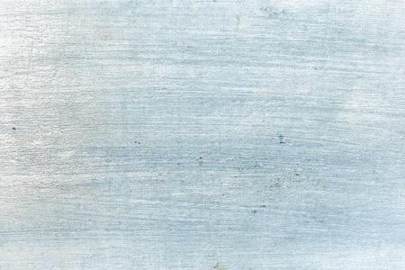 wood background texture, light blue weathered rustic oak. faded wooden varnished paint showing woodgrain texture. hardwood washed planks background pattern table top view. Stock fotó