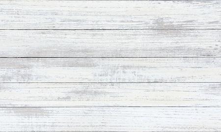 Textura de madera lavada, fondo de madera blanca