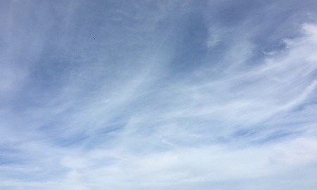 clouds, sky blue background. cloud blue sky Banco de Imagens
