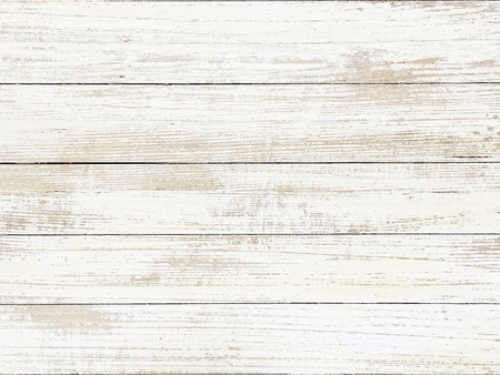 washed wood texture, white wooden abstract background Stock Photo