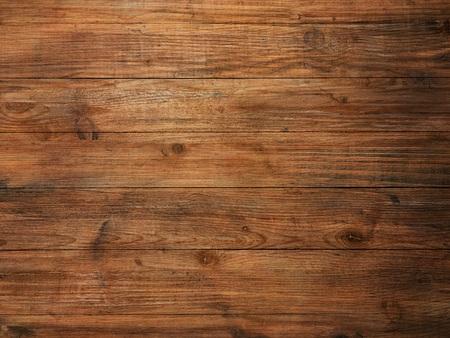 braune Holzstruktur, dunkler hölzerner abstrakter Hintergrund Standard-Bild