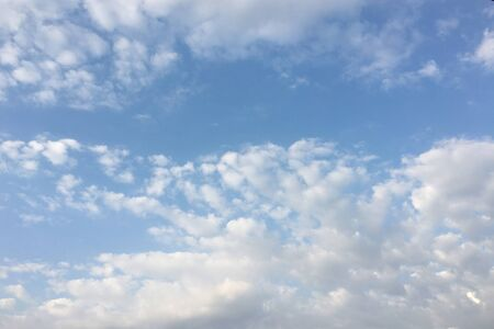 clouds sky, blue background. cloud blue sky and sun