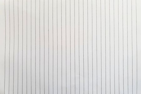 Old Notebook Lined Paper Background Or Texture