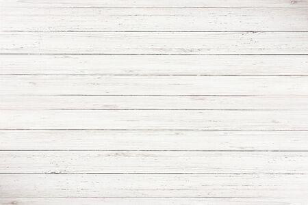 Textura de fondo de madera vieja lavada en blanco
