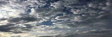 clouds, sky blue background. cloud blue sky and sun